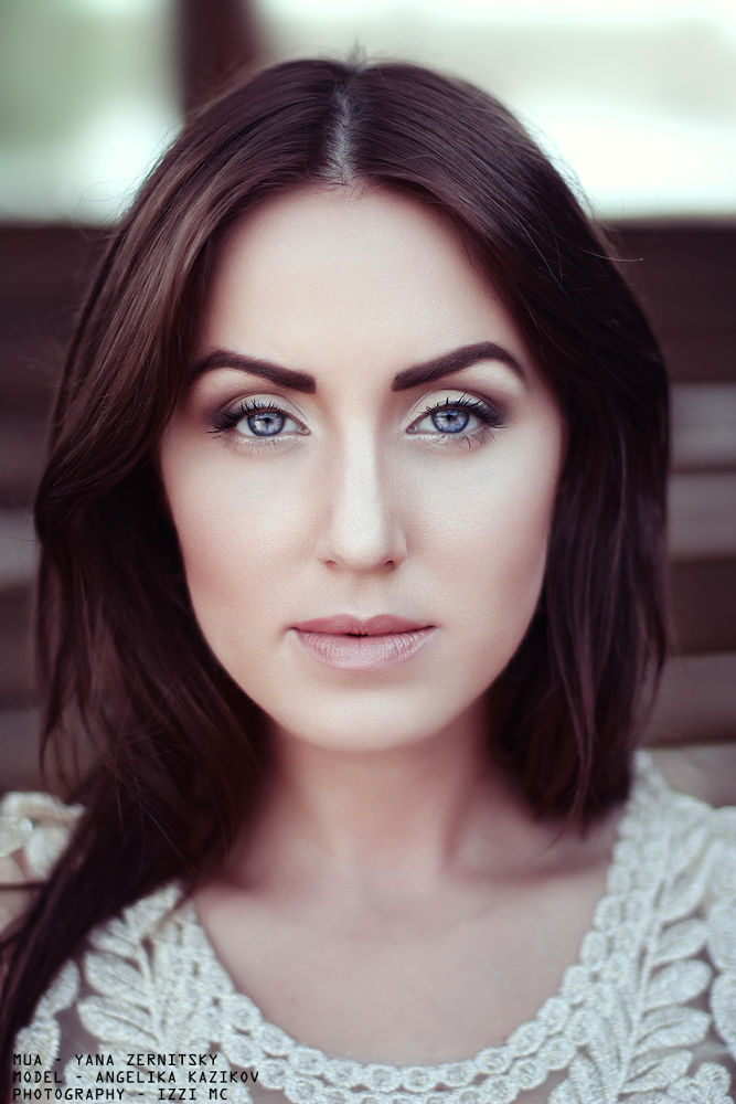 The Look of these eyes by Izzi MC