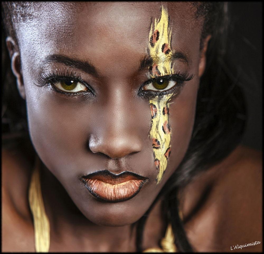 Tribal Night by Xavi Carol