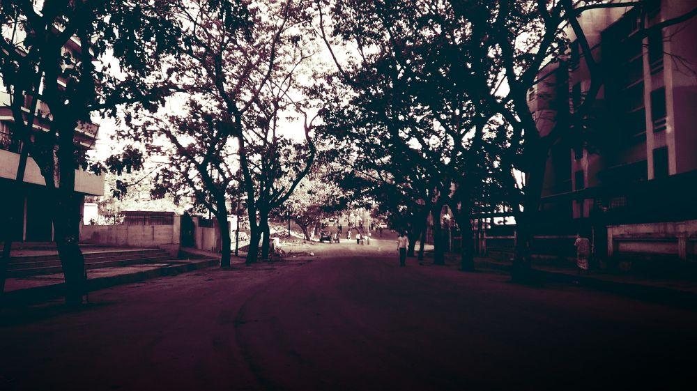 good eve by Mchaurasaia