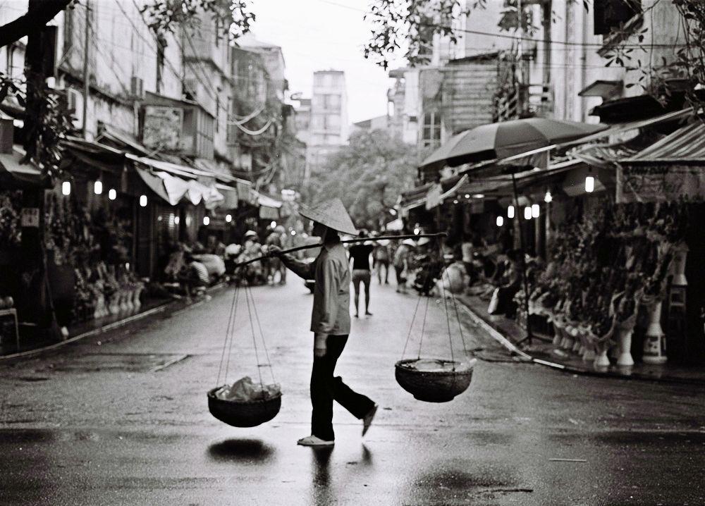 the street by xuanduongvan