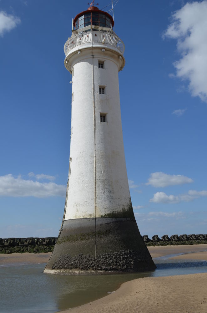 New Brighton Lighthouse by jackiwright16