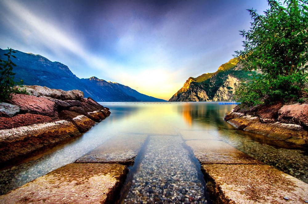 The way to the water. by mattiabonavida