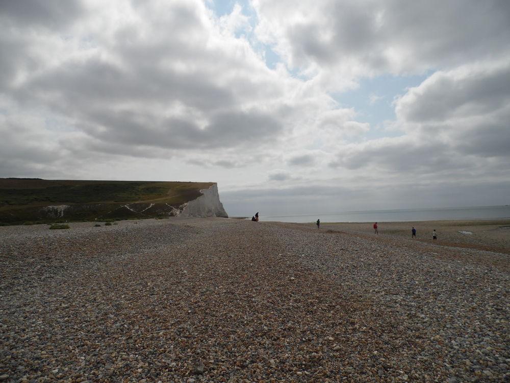 Seven Sisters Beach. by denisebowman1