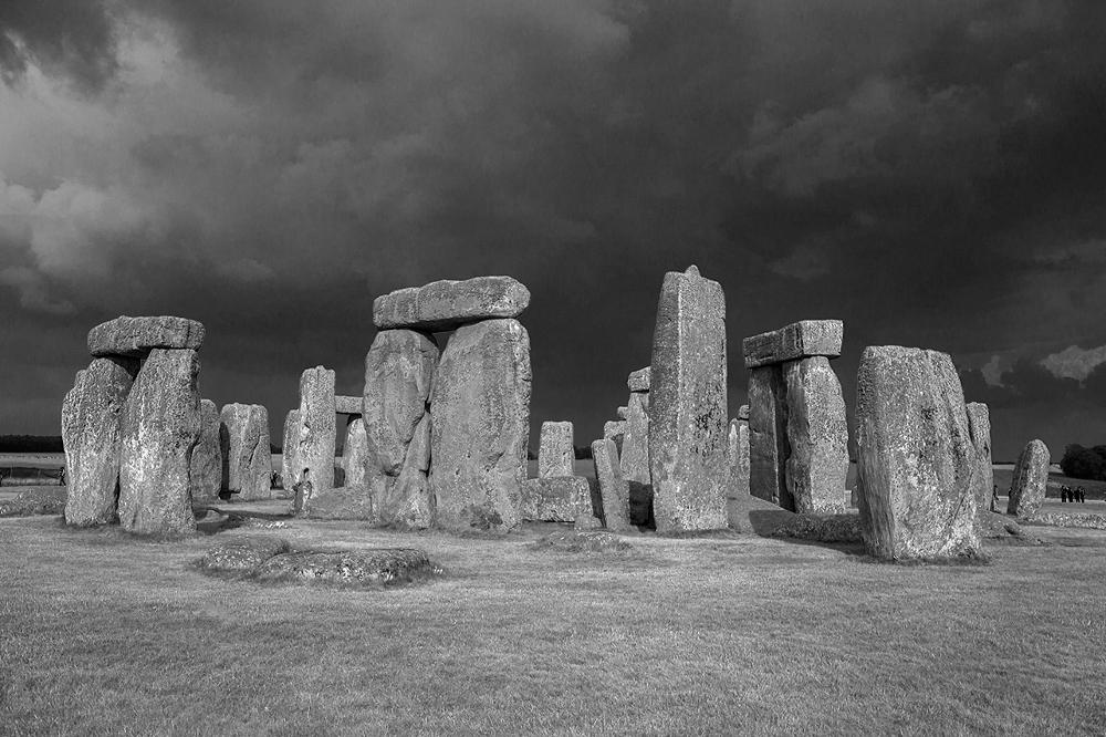 stonehenge by rebecca willsone