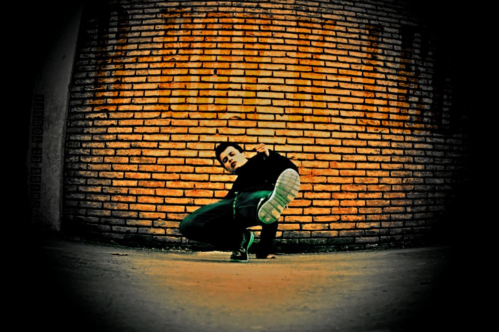 Bboy by driss el yousfi