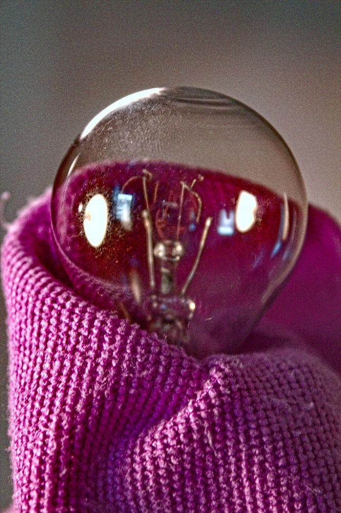 light bulb by jenhphotography