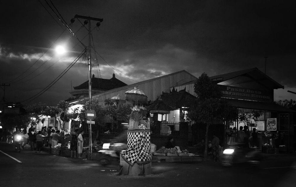 night market bali by jphotoworks