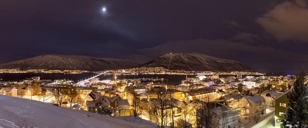 Tromsø, norway by Jan Kåre Paulsen