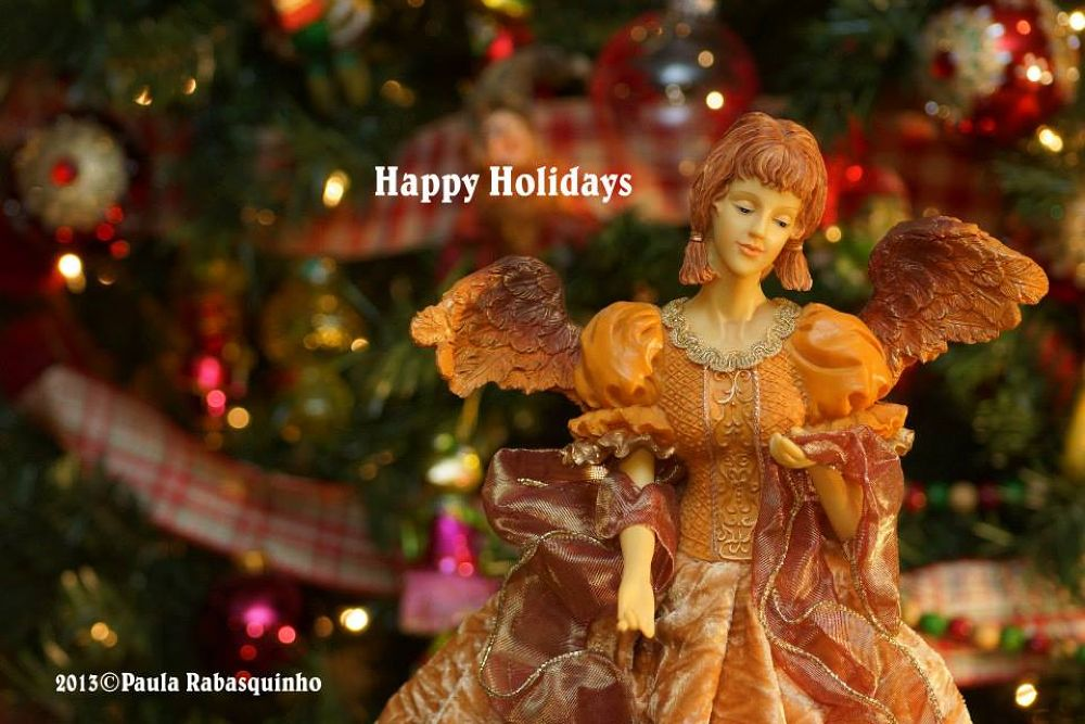 Happy Holidays by PaulaRabasquinho26