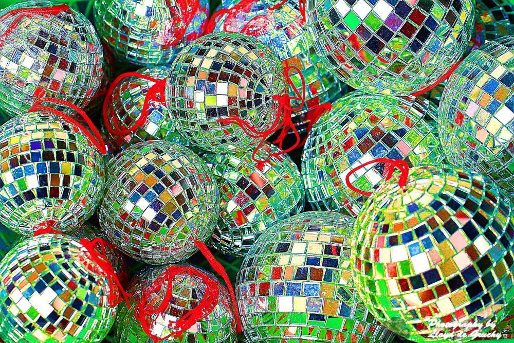 That 80s Disco Feel by Lloyd de Gruchy