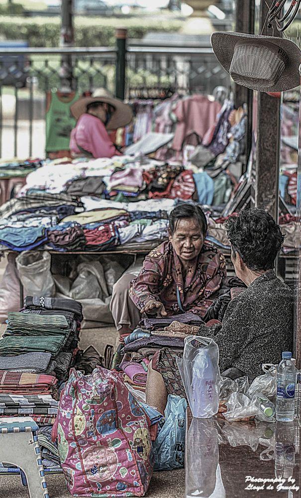 Street Life Udonthani by Lloyd de Gruchy