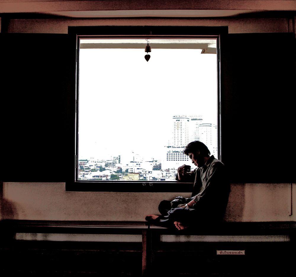 Loneliness by Lloyd de Gruchy