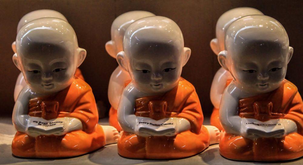 The Monks by Lloyd de Gruchy