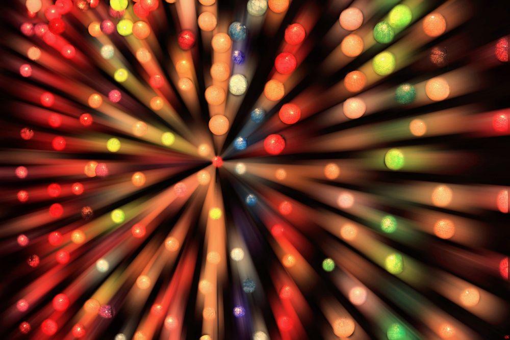 Zooming Lights by Lloyd de Gruchy
