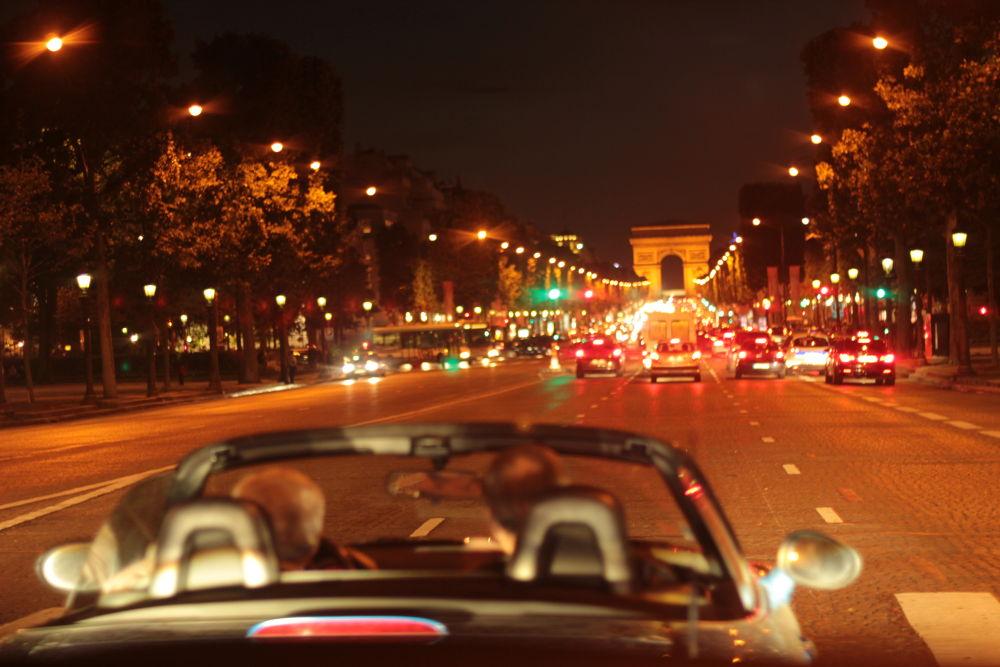 Paris  by mialyz