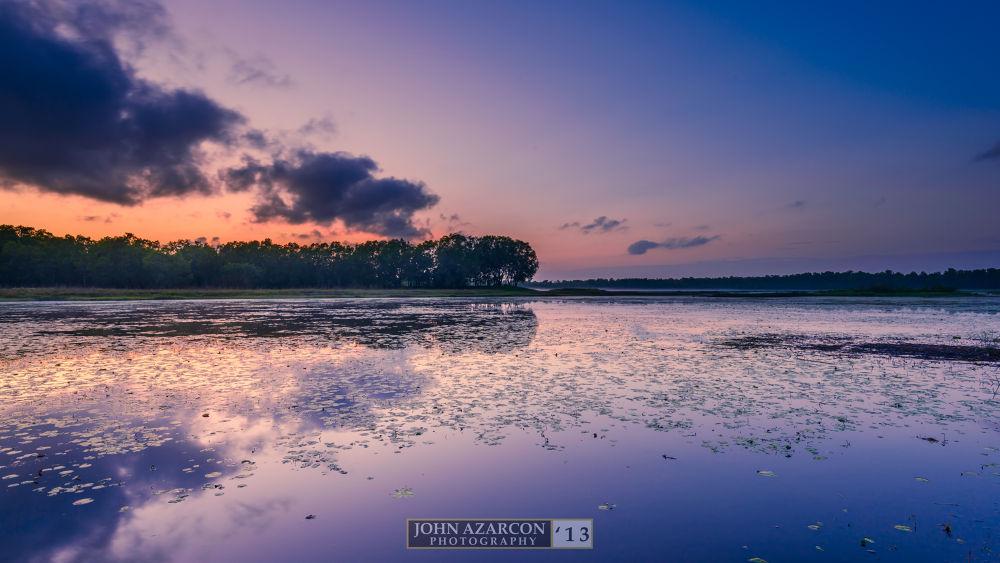 McMinns Lagoon by jrazarcon