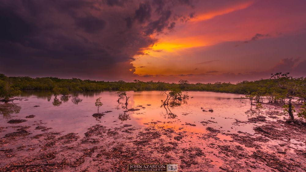 Wet season is here by jrazarcon