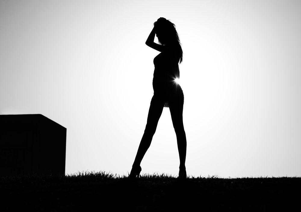 Photo in Black and White #daniela #lev #glomb