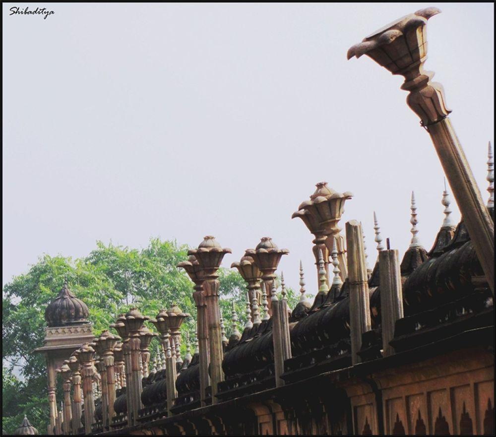 DISTORTED HISTORY by shibaditya