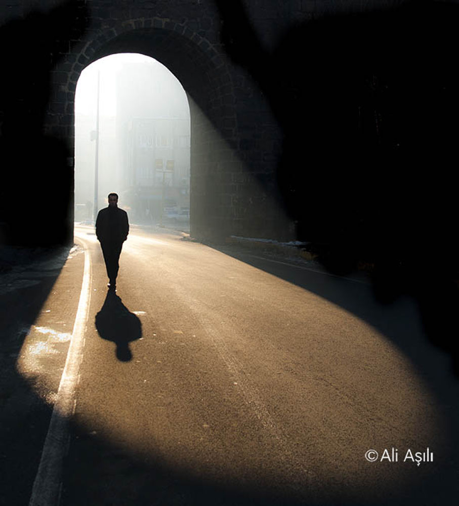 Photo in Street Photography #light #morning #street #south east #turkey
