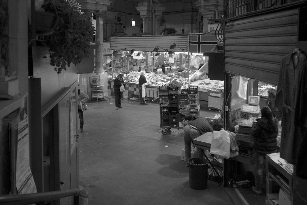Oriental Market by Bruno Conte