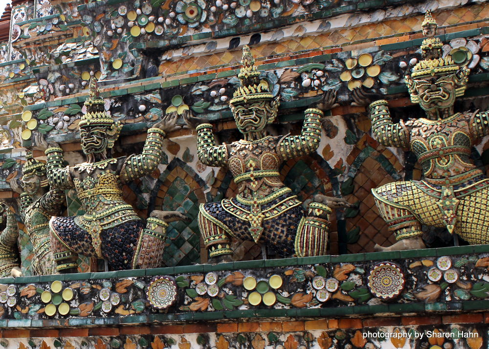 Monkeys and Demons by #LuvToTravelWorld