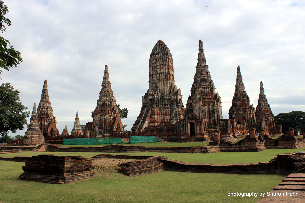 Ancient Siam Capital Ayutthaya by #LuvToTravelWorld