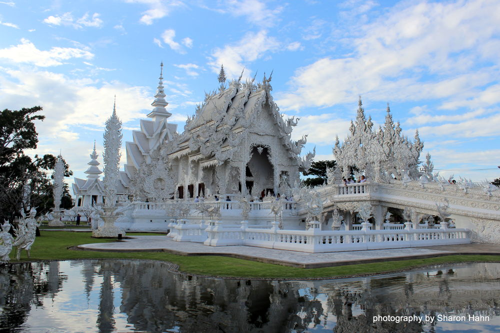 White Temple Perfection by #LuvToTravelWorld