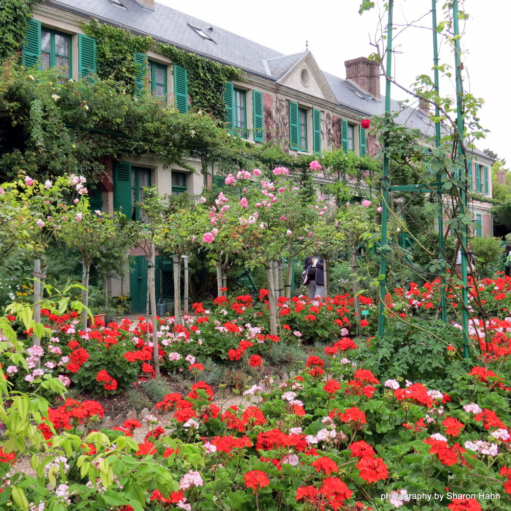Monet's Giverny by #LuvToTravelWorld