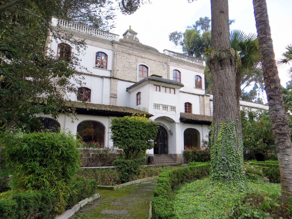 Spanish Colonial Hacienda, 1780's, Ecuador by #LuvToTravelWorld