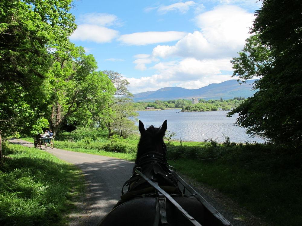 Trip Around Killarney Lake ~ Ireland by #LuvToTravelWorld