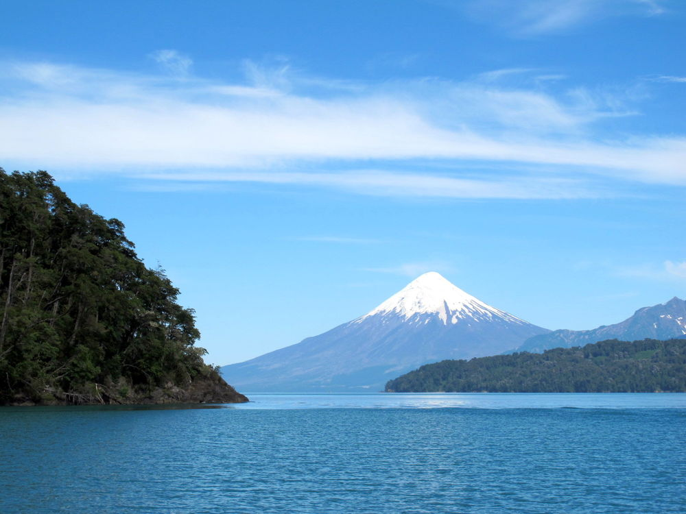 Osorno Volcano, Cruces del Lago, Chile to Argentina by #LuvToTravelWorld