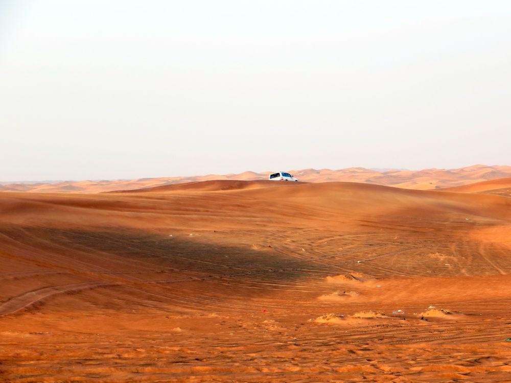 Desert Ride by #LuvToTravelWorld