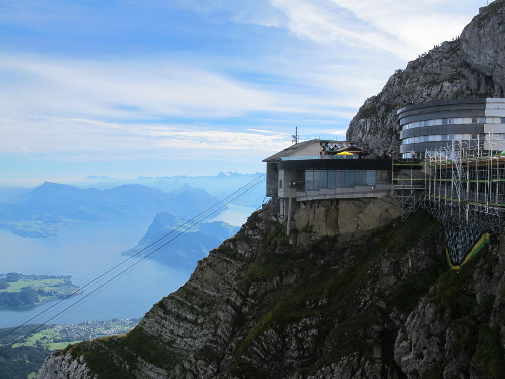 Heading Up Mt. Pilatus by #LuvToTravelWorld