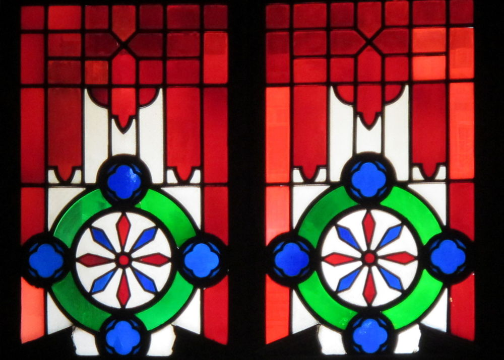 Stained Glass ~ Santiago de Chile by #LuvToTravelWorld