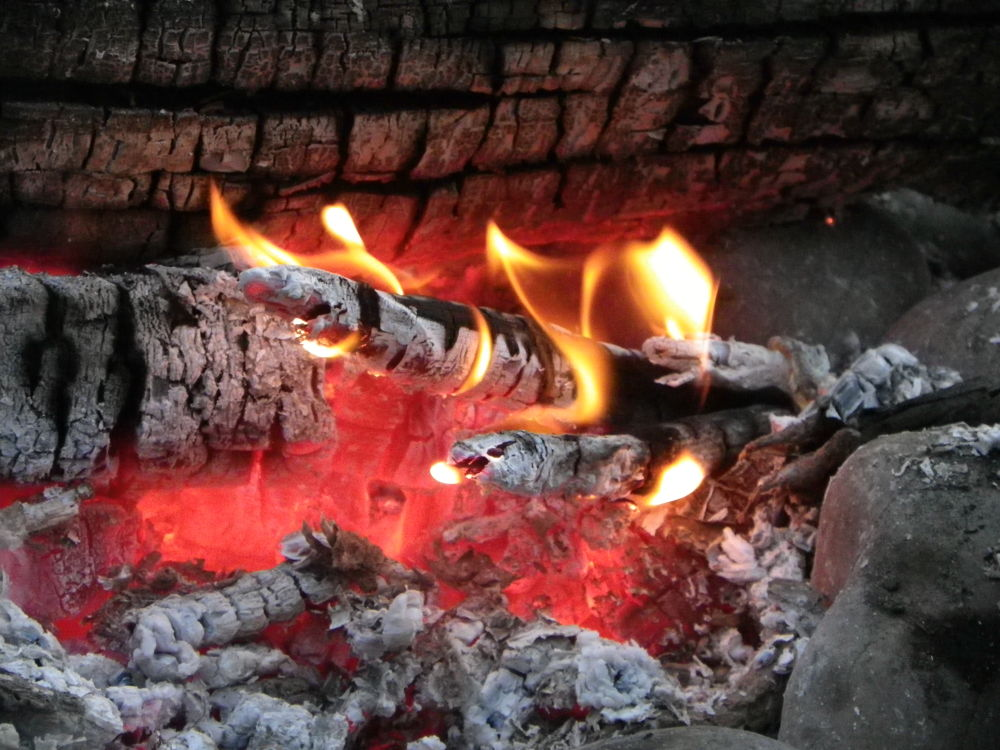 Photo in Random #fire camping