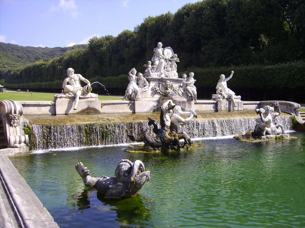 Royal Palace of Caserta by max