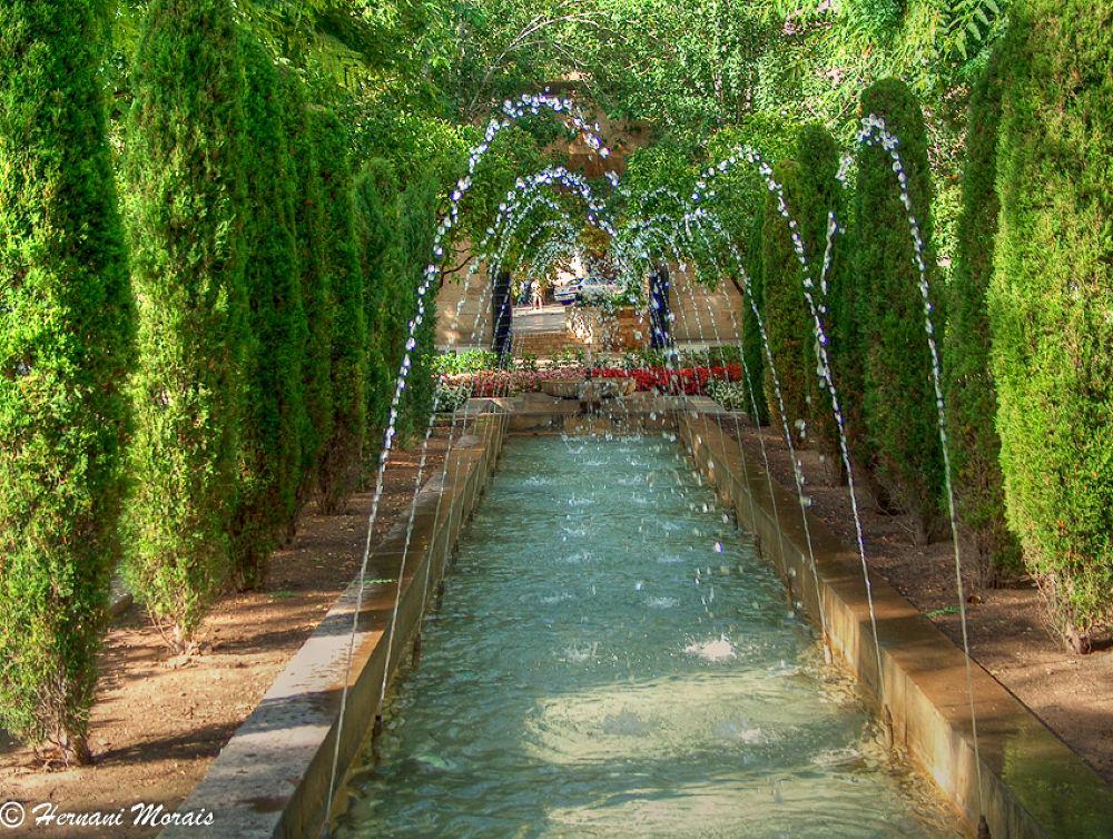 Gardens S'hort del Rei, Maiorca by hernanimorais5