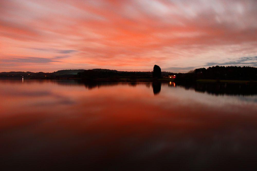 Reflecting by Jordan Gough