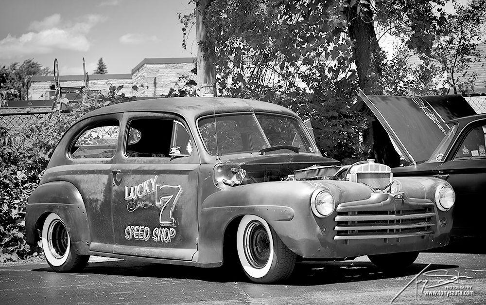 Lucky 7 Speed Shop by Tony Szuta