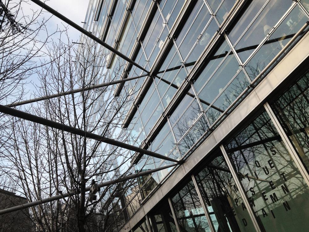 Fondation Cartier / Paris - France by eugfav