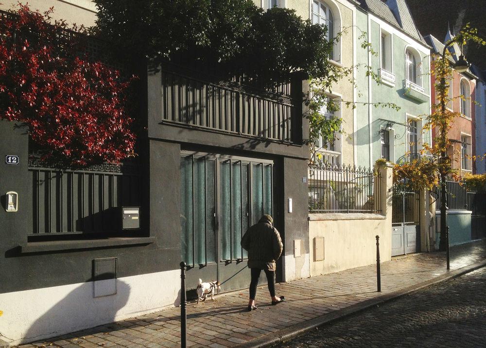 Saturday morning, december / Paris XIII by eugfav