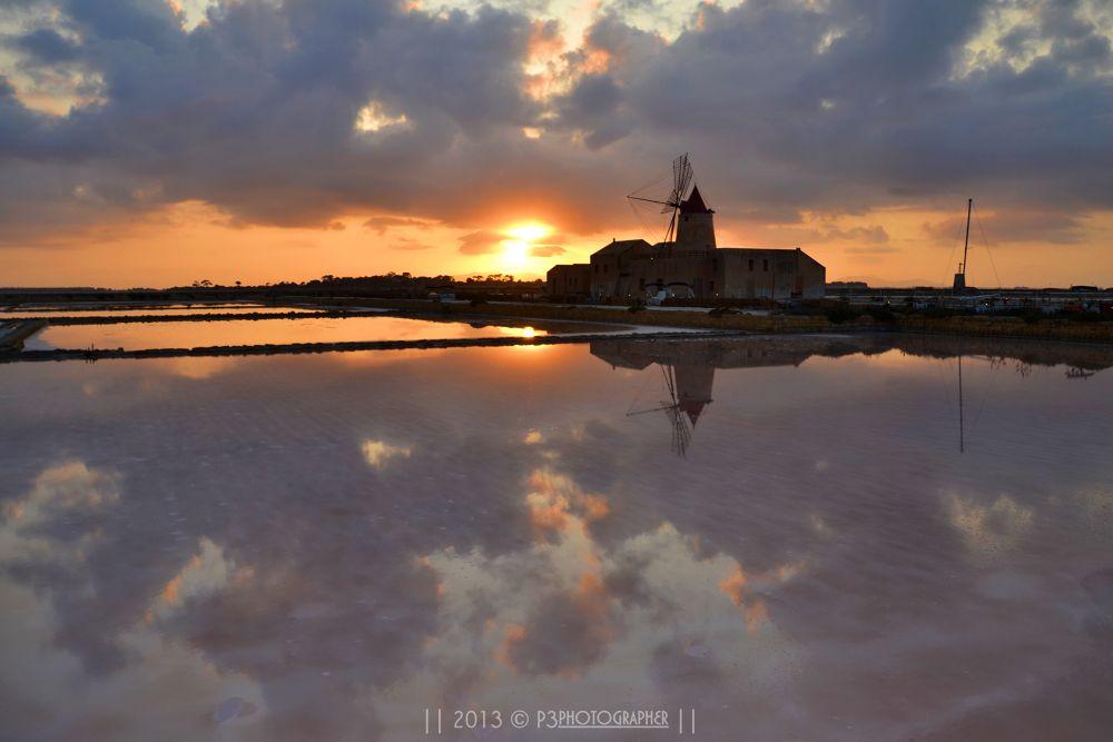 Stagnone di Marsala  by P3photographer