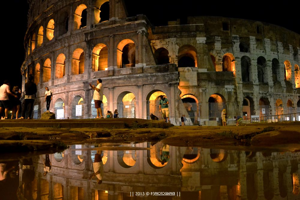 Colosseo  by P3photographer