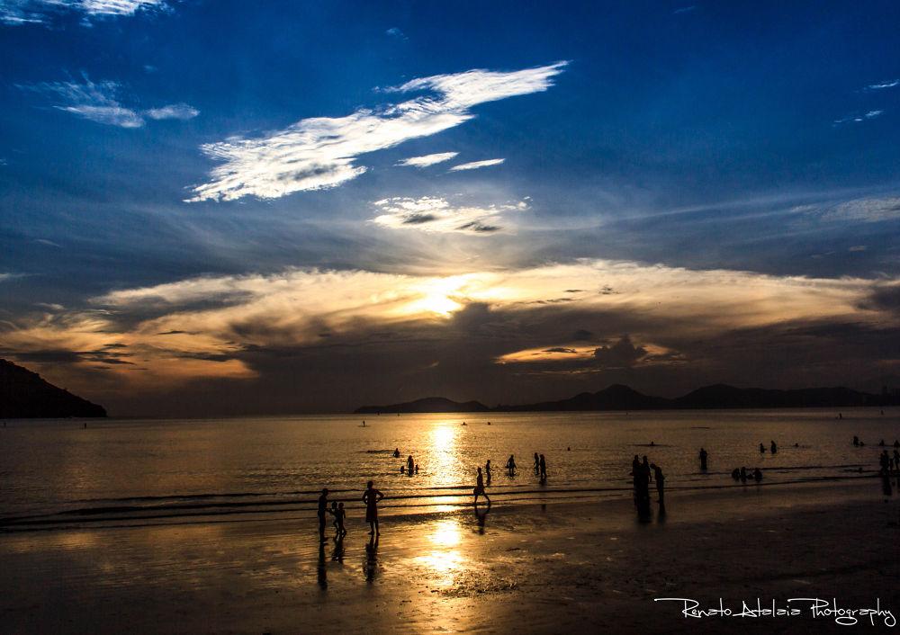 por do sol by renatoatalaia