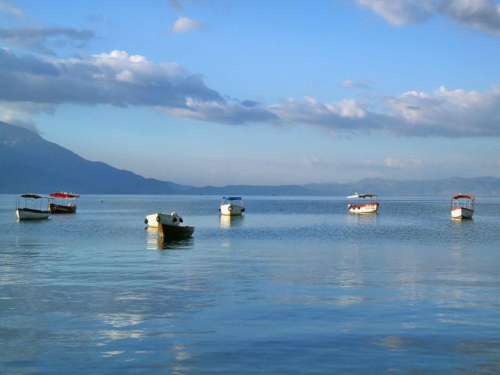 Lake Ohrid, Macedonia by vlado žura