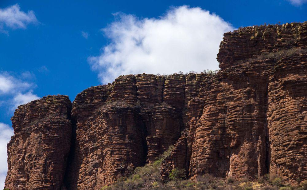 Mountains....loving it !!! by Willie van der Merwe