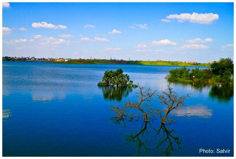 Lake by satvirmalhotra