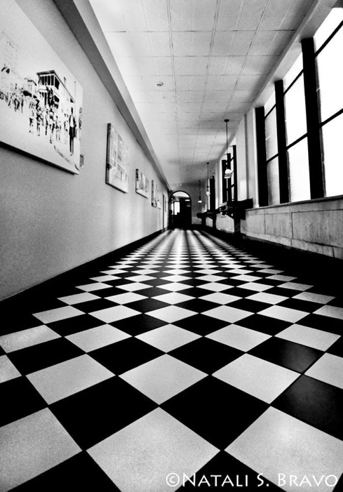 Hallway by Natali S. Bravo