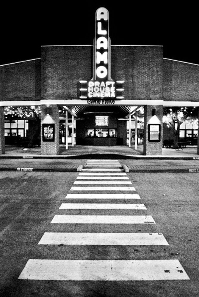 Neon Scene in Texas by Natali S. Bravo